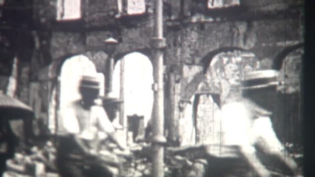 Kanto Earthquake Japan 1923 video