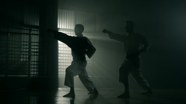 Karate  - vídeo