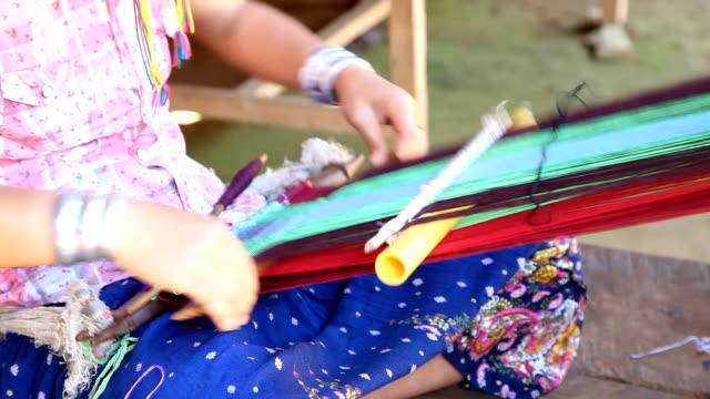 Karen Weaving video