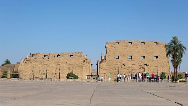 Karnak Temple - Luxor, Egypt video