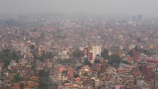 Kathmandu Cityscape, Nepal video