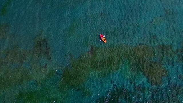 vidéos et rushes de kayak - kayak