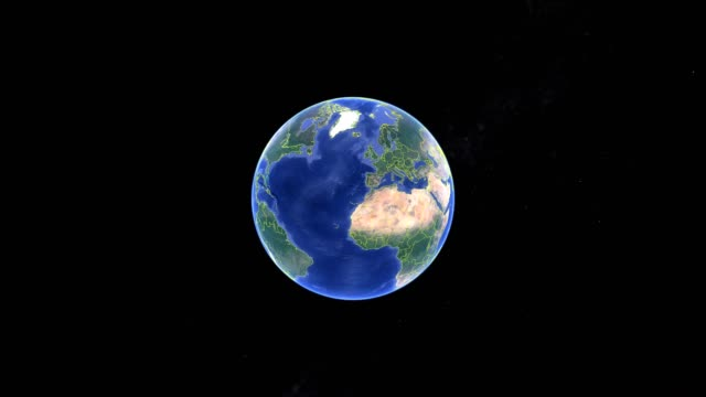 Kazakhstan with flag. 3d earth in space - zoom in Kazakhstan outer Kazakhstan with flag. 3d earth in space - zoom in Kazakhstan outer, created using ultra high res NASA kazakhstan stock videos & royalty-free footage