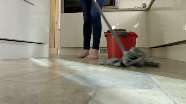 Keeping the Kitchen Sparkling Clean video