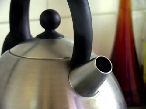 Kettle Boiling video