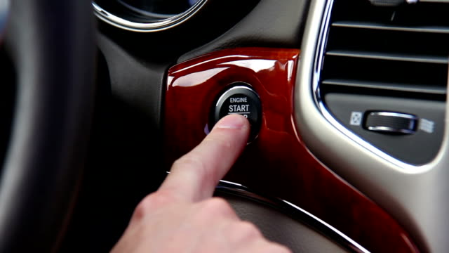 Keyless Start Button video