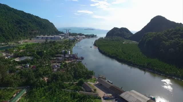 Khanom Nakhon Si Thammarat Thailand Khanom,Nakhon Si Thammarat, Thailand, The famous town in Thailand. nakhon si thammarat stock videos & royalty-free footage