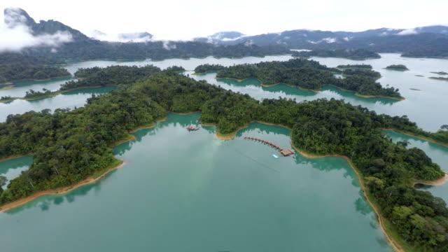 Parque nacional de Khao sok - vídeo