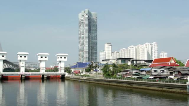 Khlong Lat Pho Flood Gate video