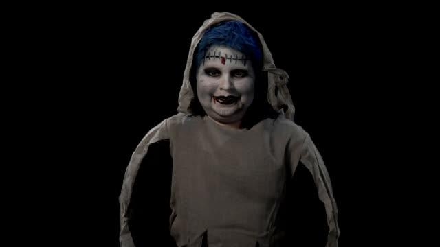 HD Kid Ghost video