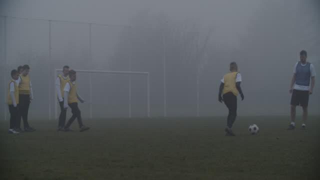 4K: Kids At Soccer Training video