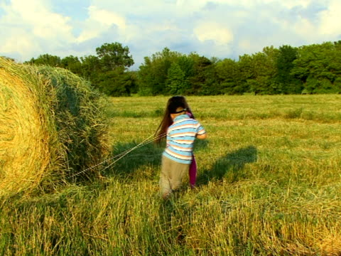 kids on a farm - {{searchview.contributor.websiteurl}} stock videos & royalty-free footage