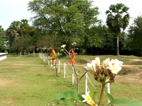 killing fields of choeung ek - kamboçya stok videoları ve detay görüntü çekimi