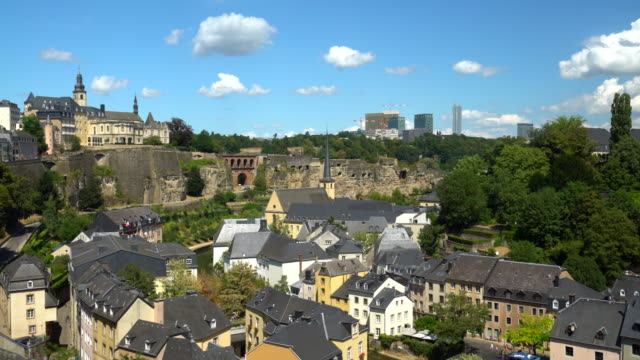 Kirchberg Luxembourg, Realtime – Video