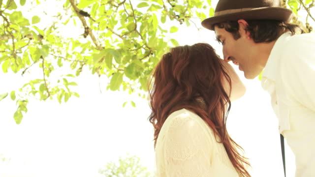 Kiss on the cheek video