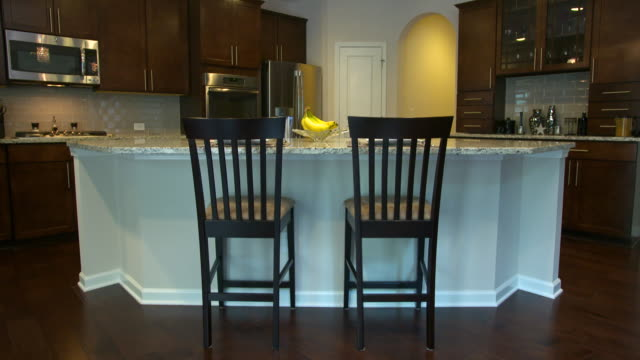 Kitchen Island Rise Angled Behind video