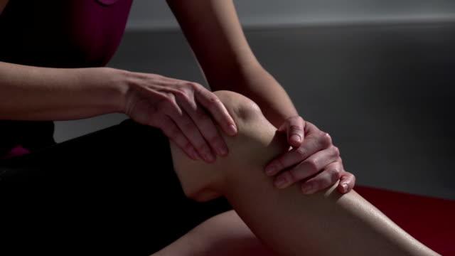 Knee pain video