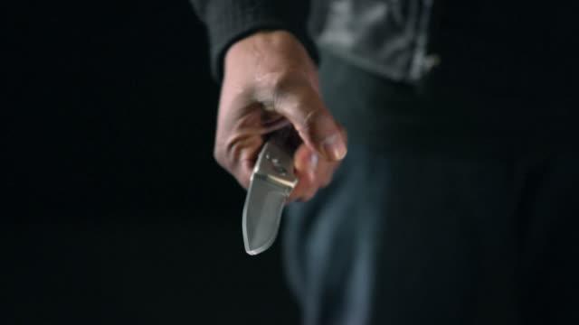 vidéos et rushes de couteau - lame