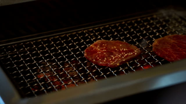 Korea traditional BBQ Grill video