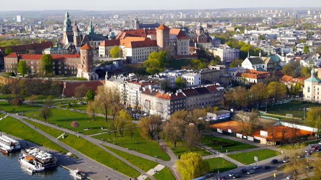 Krakow Panorama, Poland