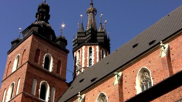 Krakow, trumpeter video