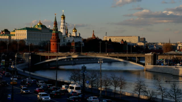 kreml och kreml banvallen. moskva. - kreml bildbanksvideor och videomaterial från bakom kulisserna