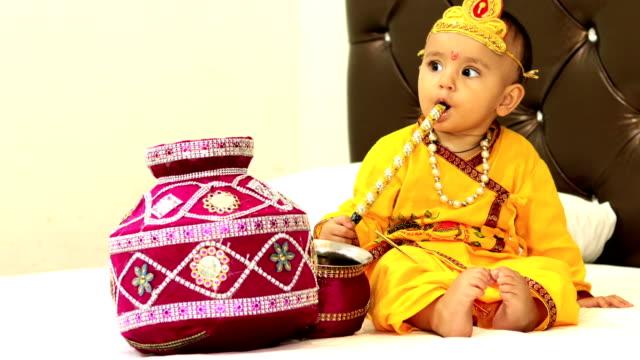 Krishna Janmashtami video