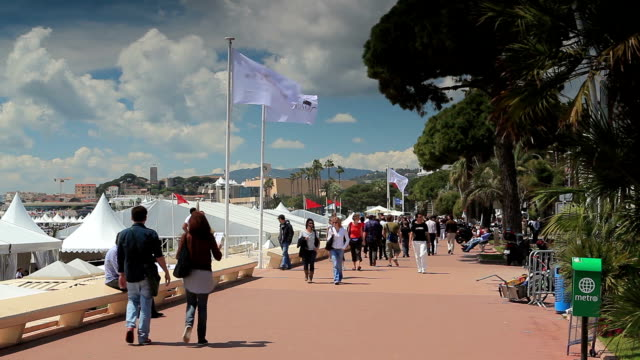 La Croisette in Cannes video