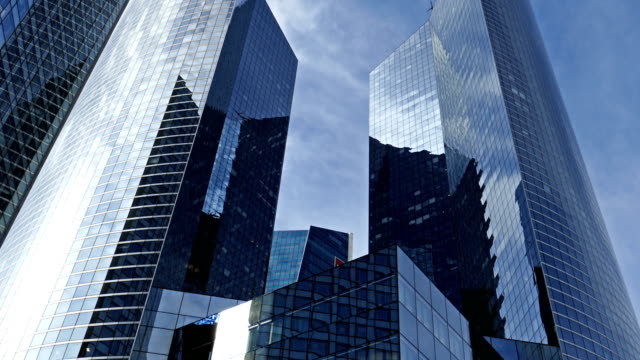 la defence - french architecture stock videos & royalty-free footage
