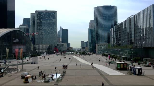 La Défense in Paris France