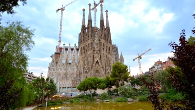 La Sagrada Familia video