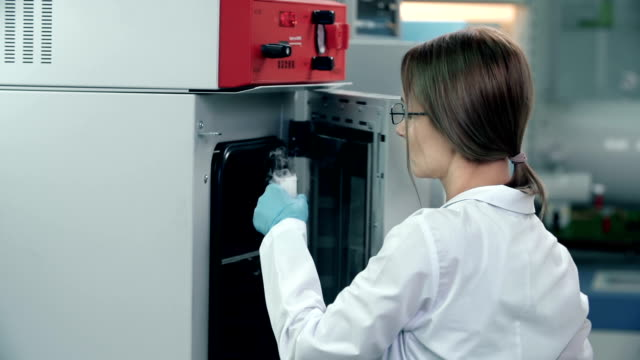 Laboratory Experiment video