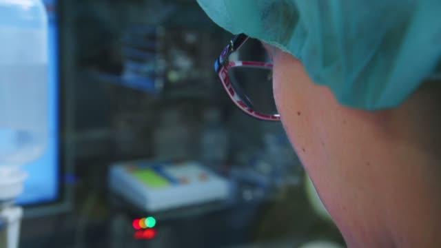 Laboratory technician preparing anti cancer treatment video