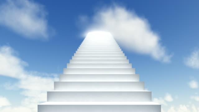 梯子 - ステップ点の映像素材/bロール
