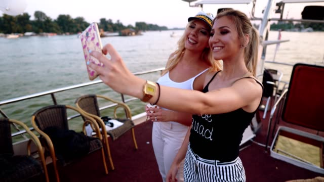 ladies making memories of bachelorette party - bachelorette party stock videos and b-roll footage