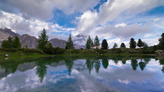 Lago di Limides, Dolomites