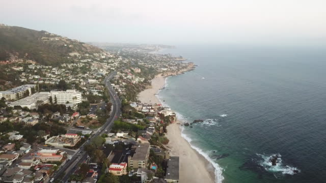 Laguna Beach, Southern California 4K Video Eagle Rock short length stock videos & royalty-free footage