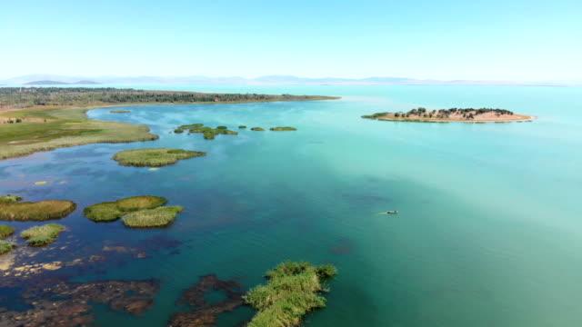 Lake Beysehir in Konya video