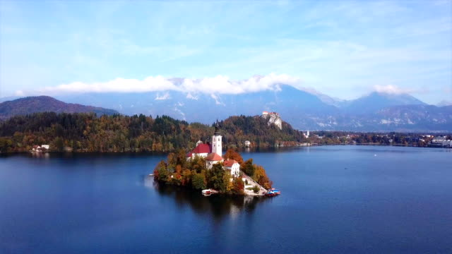 Lake Bled Slovenia video