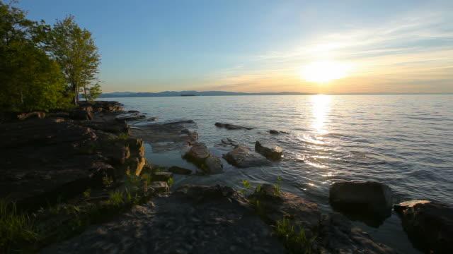 Lake Champlain Vermont video