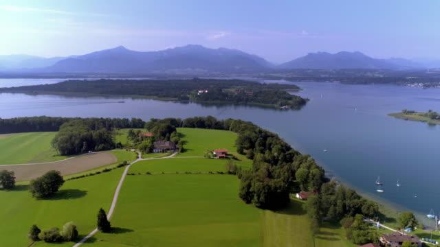 Chiemsee und Herreninsel in Bayern – Video