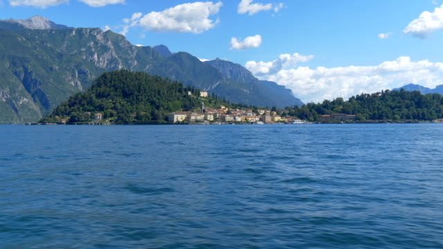 Lake Como Bellagio - video
