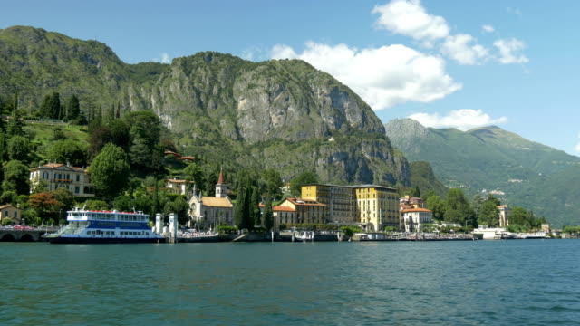 Lake Como Cadenabbia - video
