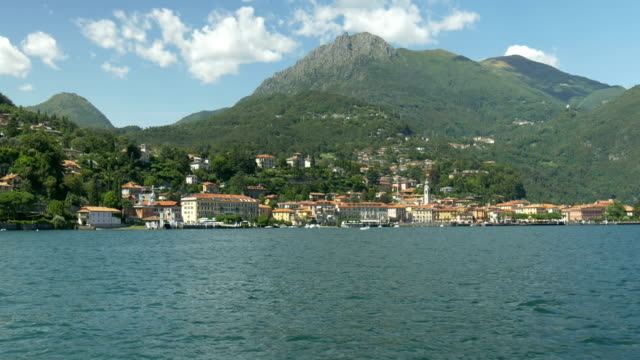 Lake Como Menaggio - video