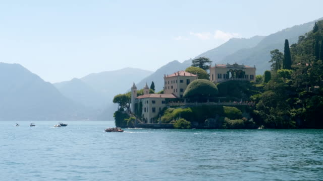 Lake Como Villa Balbianello - video