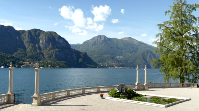 Lake Como Villa Melzi - video