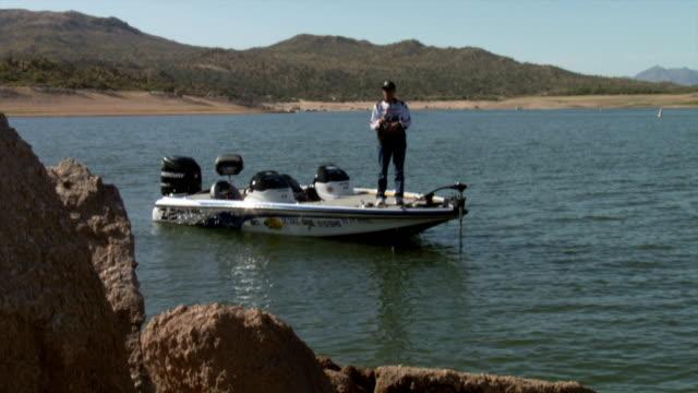 Lake Fisherman video