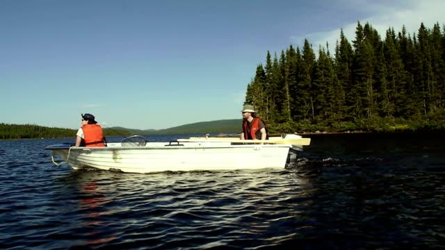 Lake Fishing video