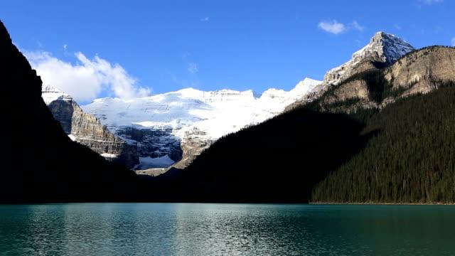 Lake Louise time lapse video