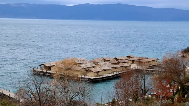 Lake Ohrid video